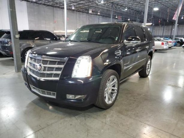 2014 Cadillac Escalade Platinum Авто из США
