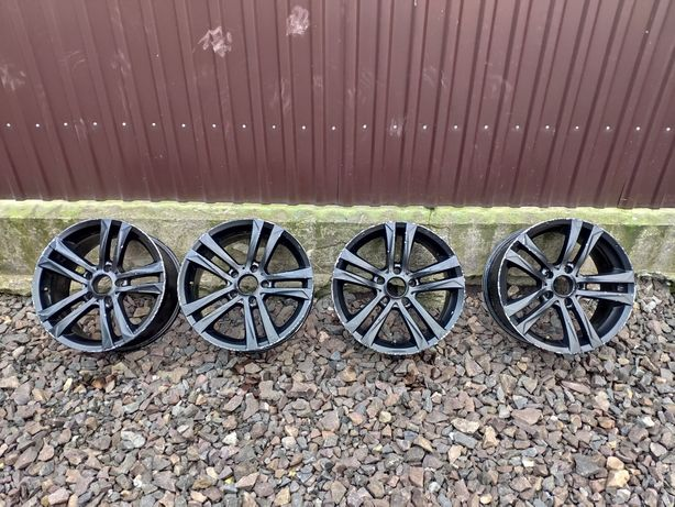 Диски R17 MAK Bimmer Black 5x120 BMW VW T5 Trafik Vivaro
