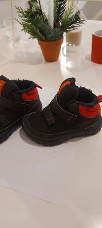 Buty zimowe dzieciece r.24