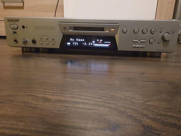 Minidisc Sony MDS-JE 770 Mini Disc  Long Play2/4  MDS . Gratis 3dyski