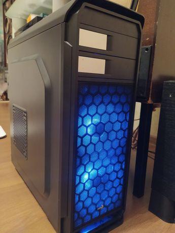 Компьютер (системный блок) Xeon E5450 быстрый, тихий, красивый