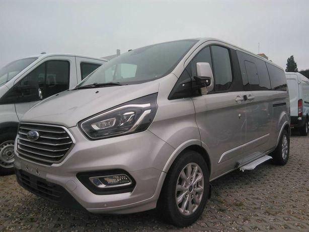 Wynajem Busa Ford Tourneo urneo Custom 8 osobowy