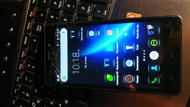Doogee X5 Андроид