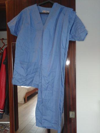 Túnica cirúrgica+calça
