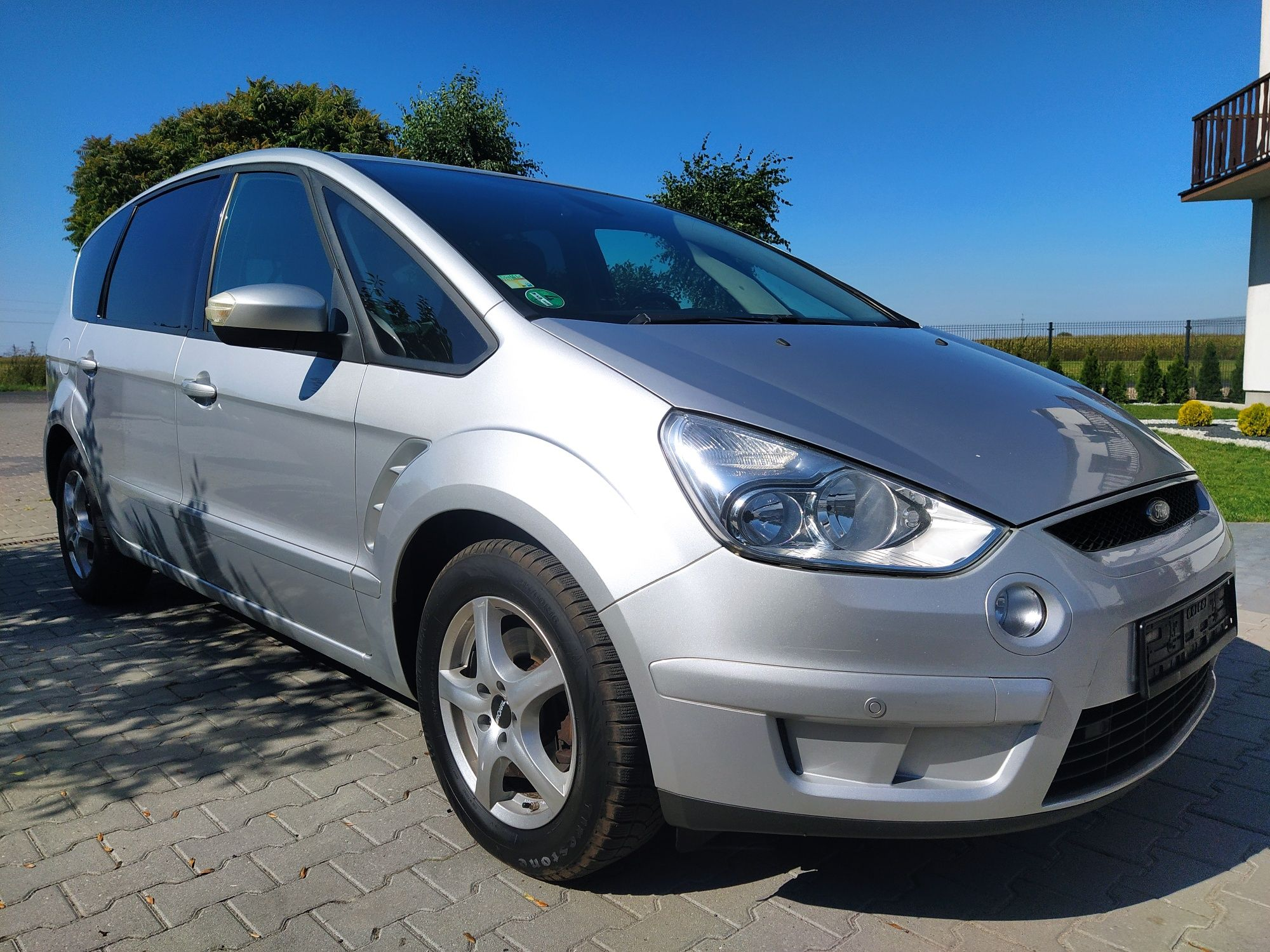 Ford S Max 2.0 TDCI Klima 7 osobowy Navi Android