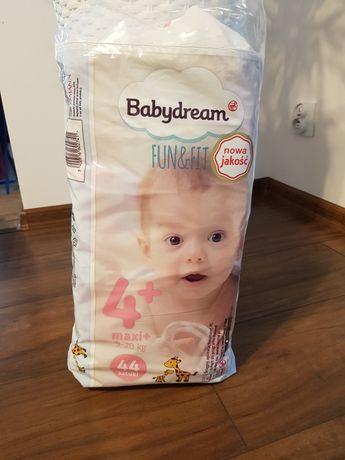 Pieluchy Babydream fun&fit rozm. 4+