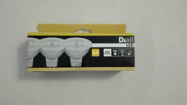Nowe Żarówki LED 4.8W
