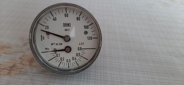 Termometr i ciśnieniomierz CO