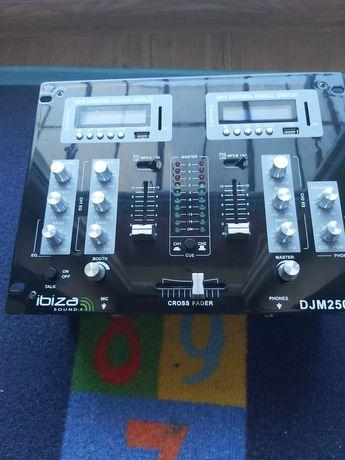 Mixer Ibiza DJM250 BT