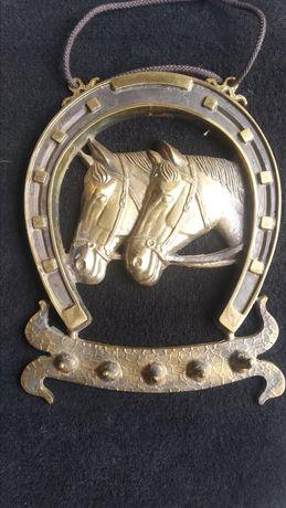 Podkowa konie wieszak ozdoba