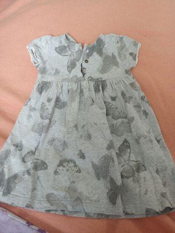 Платье,рубашка для девочки