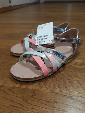 Sandały Nowe H&M 30