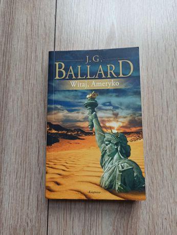 Książka Witaj, Ameryko Ballard