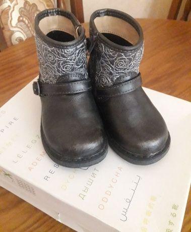 Geox осінні черевички