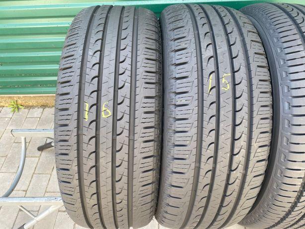 Шини літо 225/55R18 Good Year Efficient Grip SUV 2шт 16,15рік 7,5мм