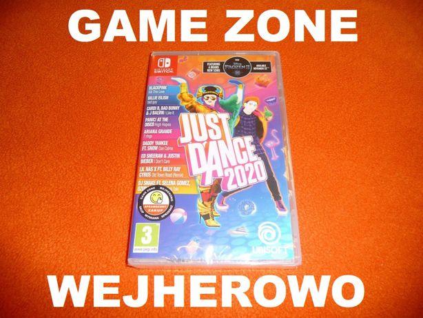 Just Dance 2020 Nintendo SWITCH = Wejherowo = FOLIA
