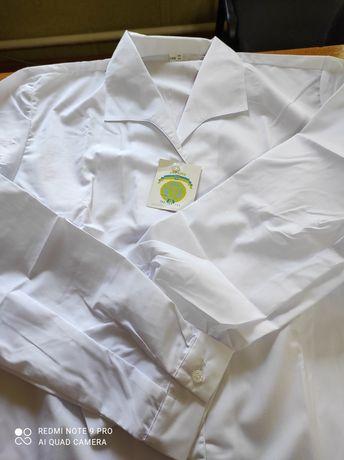 Рубашка женская форменная белая