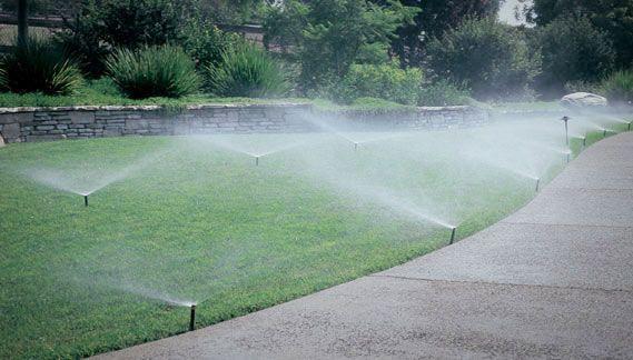 Системи автоматичного поливу газонів HUNTER