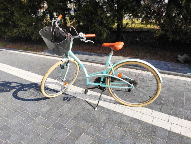 Rower miejski B-Twin
