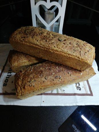 Chleb swojski na drożdżach.