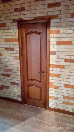 Установка, реставрация дверей