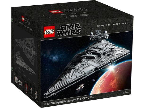 LEGO Star Wars Имперский Звездный Разрушитель (75252)