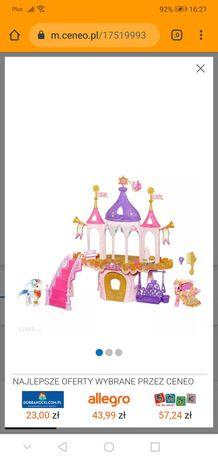 Hasbro My Little Pony zamek Księżniczki Królewski Ślub