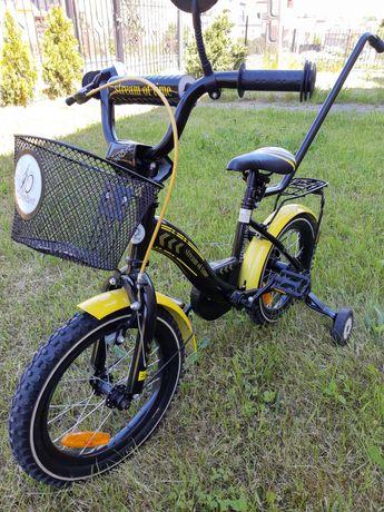 "Rower Tomabike 14"", rowerek typu BMX dla chłopca 4 - 6 lat."