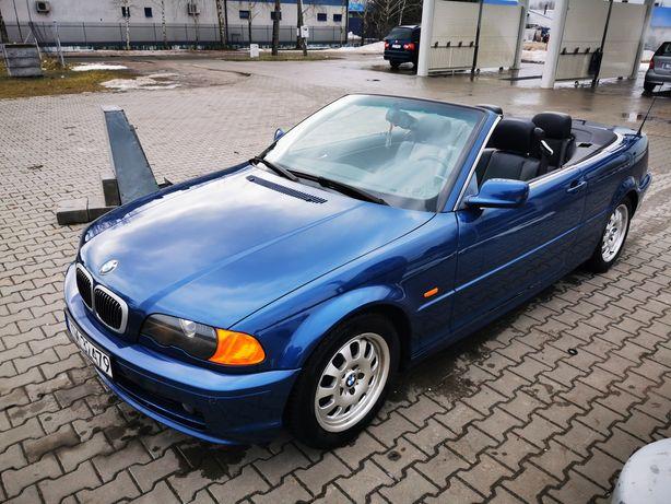 BMW E46 2.5L BENZYNA, zamiana
