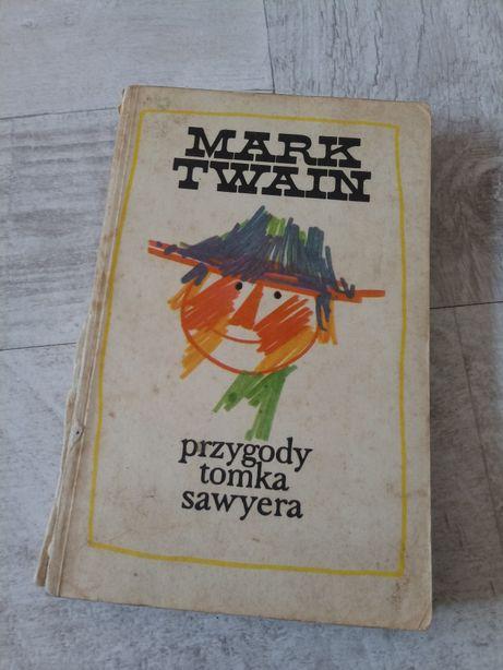 """""""Przygody Tomka Sawyera"""" Mark Twain, tłumaczenie Kazimierz Piotrowski"""
