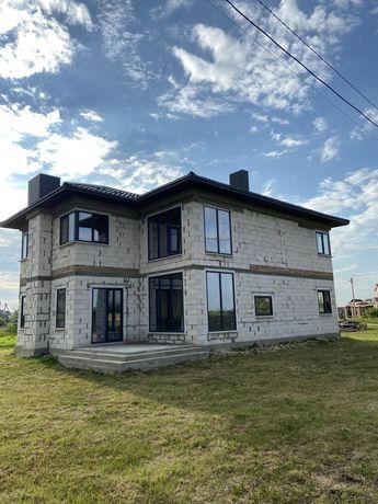 Продам новозбудований будинок Боратин