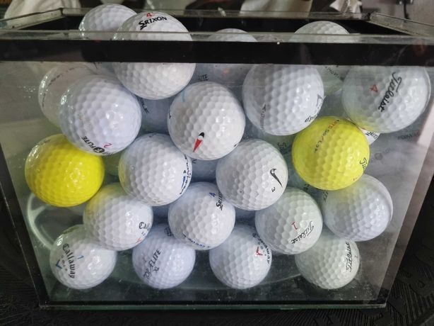Piłki do gry w golfa