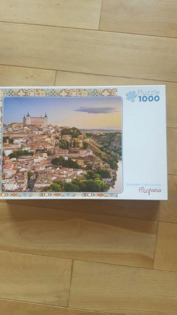 Puzzle 1000 Hiszpania