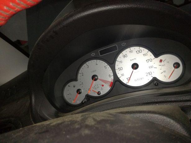 Quadrante Peugeot 206