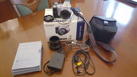Aparat cyfrowy Sony DSC- H5