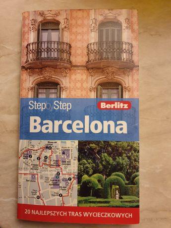 Przewodnik Barcelona + plan miasta Berlitz