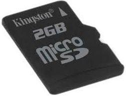 Продам карту памяти Micro SD 2 GB
