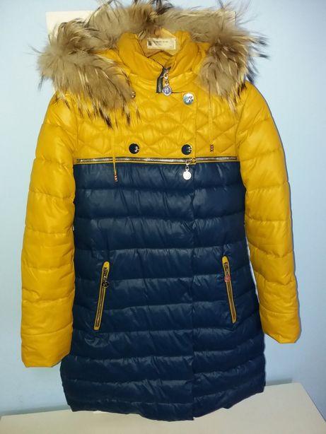 Куртка зимняя пальто Anernuo 160 - 170 см 12 - 13 лет тинсулейт
