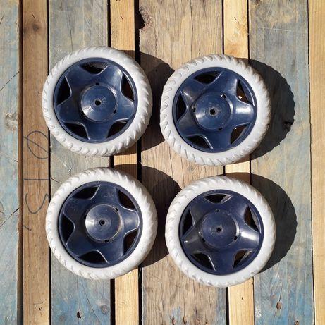 Rodas robustas para varios usos 17cm diametro
