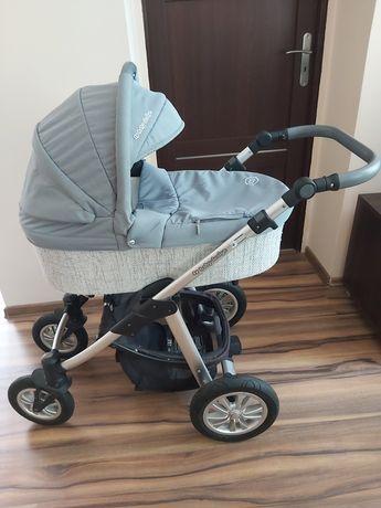 Baby design dotty 2w1 głeboko-spacerowy