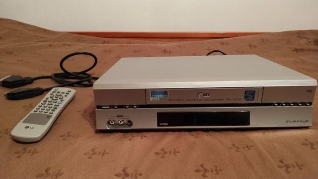 Sprzedam odtwarzacz VHS LG
