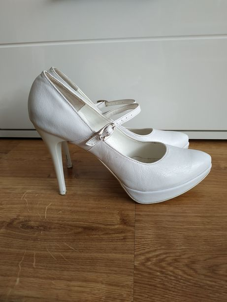Buty ślubne VerSoni 40