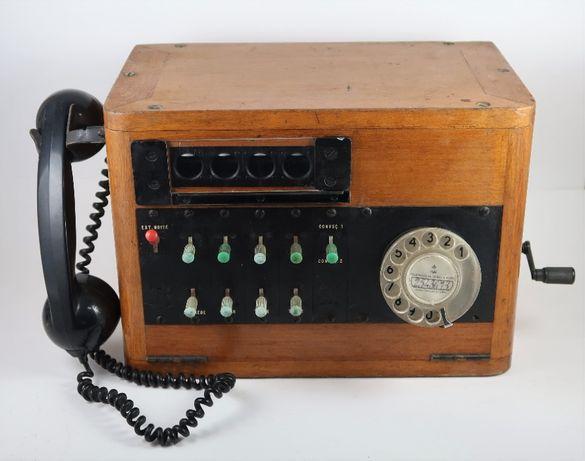 Central Telefónica PBX Anos 50/60