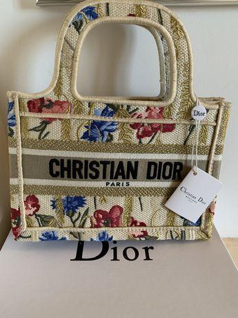 Сумка Dior шопер мини 2021