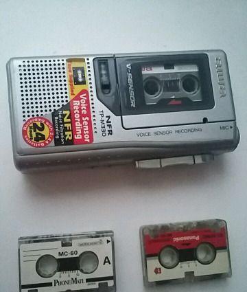 Диктофон Aiwa TP-M330 (Новый)