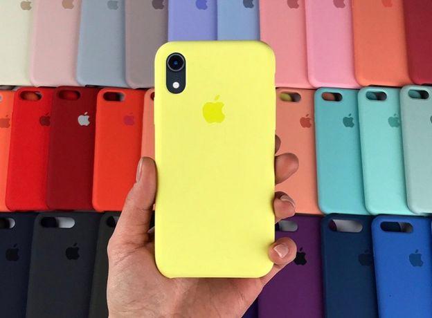 Силиконовый чехол на айфон Iphone 7 8 5 PLUS pro MAX 11 Xs SE 6 12 XR