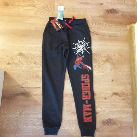 Spodnie spiderman