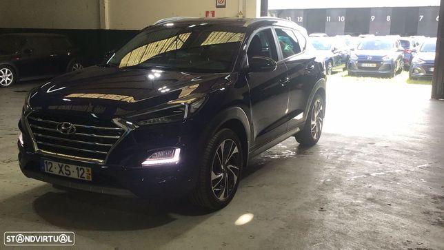 Hyundai Tucson 1.6 CRDi Premium +P.Pele+P.Style DCT