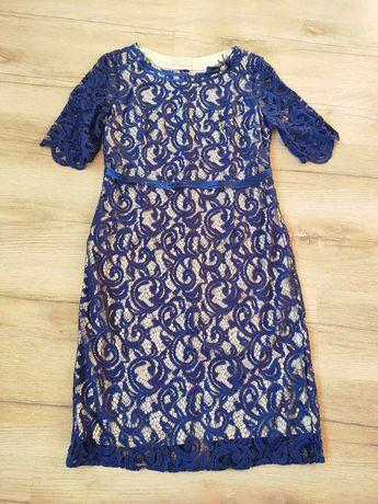 Сукня святкова гіпюрова