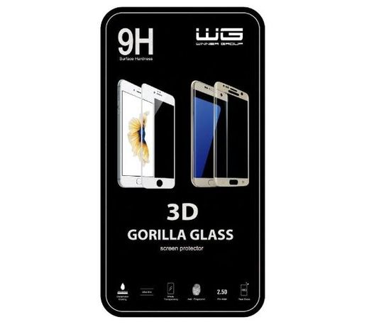 Winner WG Glass 3D Huawei P Smart 2019 (czarny)